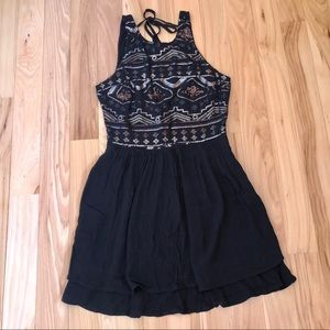 Hollister size small sparkly party dress